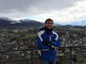 Fernando Mañes está viviendo en Múnich.