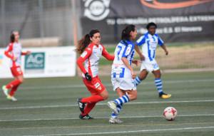 El cuadro de Huelva tuvo ocasiones suficientes como para ganar el partido. / Foto: www.lfp.es.