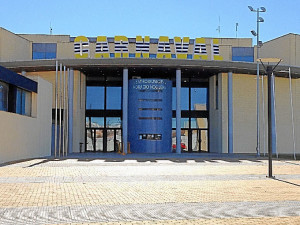 Teatro Municipal Horacio Noguera de Isla Cristina.