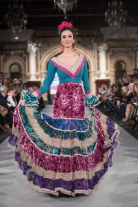La colección lleva por nombre 'Raíces'. / Foto: We Love Flamenco.