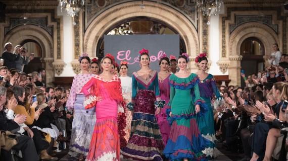 We Love Flamenco muestra su apoyo a Pepe Jiménez tras presentar una colección basada en el Andévalo