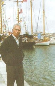 Paco Gómez o la ensoñación con el mar.