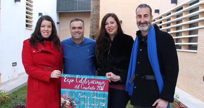 Un total de 36 empresas del sector de las bodas y comuniones se da cita en VI Expo Celebraciones del Condado