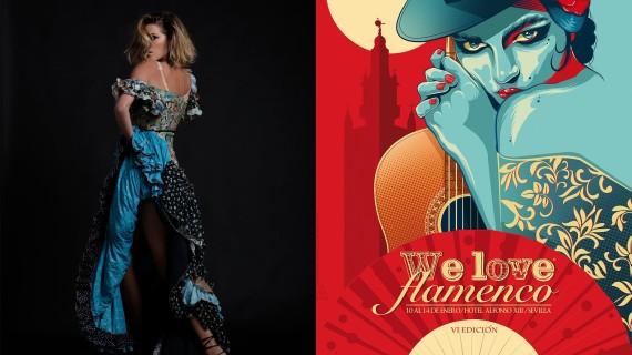 Los diseñadores Pepe Jiménez y Javier Mojarro presentan este fin de semana sus colecciones en 'We love flamenco'