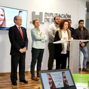 Un momento del acto celebrado en la Diputación de Huelva.