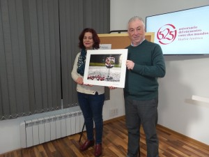 Regantes de Palos y Diputación han dado a conocer la imagen ganadora.