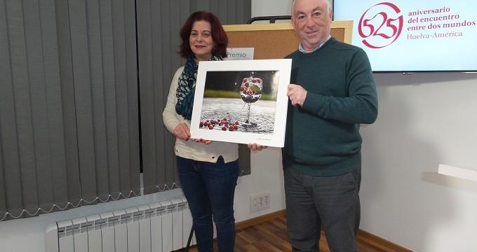 La foto 'Fuente de energía', de Javier Yárnoz, se alza con el primer premio del VII Concurso de Fotografía de los Regantes Palos