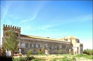 El Convento de la Luz, en Lucena, es un edificio de gran belleza. / Foto: IAPH (Francisco Javier Romero).
