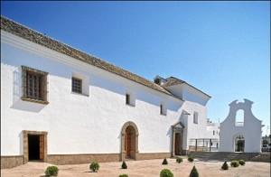 Otra perspectiva del Convento del Vado. / Foto: IAPH (Francisco Javier Romero).