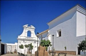 El Convento del Vado ha sido fundamental en la historia de Gibraleón. Foto: IAPH (Francisco Javier Romero).