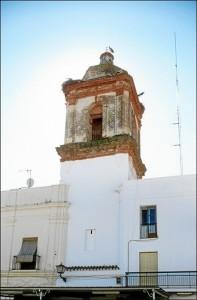 Convento de La Merced en Cartaya. / Foto: IAPH (Francisco Javier Romero).
