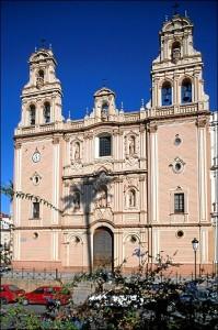 Su Iglesia es sede catedralicia desde la creación de la Diócesis de Huelva en el año 1953. / Foto: IAPH (Francisco Javier Romero).