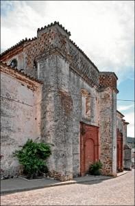 Imagen del Convento Jesús y María de Aracena. / Foto: IAPH (Francisco Javier Romero).
