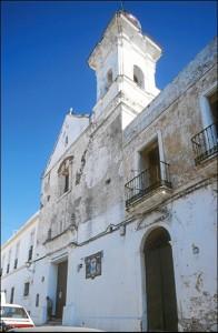 El Convento de La Merced de Ayamonte, un hito mercedario en el litoral onubense. / Foto: IAPH (Francisco Javier Romero).