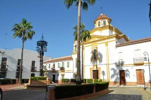 Convento Ntra. Sra. Del Carmen de La Palma. / Foto: turismolapalmadelcondado.es