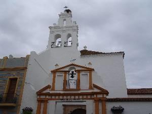 Imagen de la Iglesia del antiguo Convento de La Merced de Ayamonte.