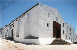 Convento de Santa Catalina Mártir en Aracena. / Foto: IAPH (Francisco Javier Romero).