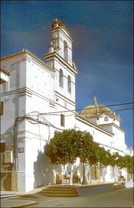 El Convento de  Villalba del Alcor cumple 400 años. / Foto: IAPH (Francisco Javier Romer).