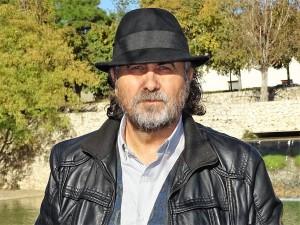 El escritor José Romero.