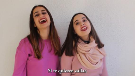 El IES Fuentepiña realiza un vídeo con motivo del Día Escolar de la no violencia y la Paz