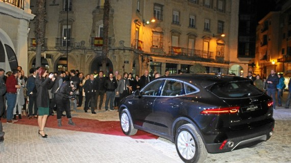 Atlantida Premium celebra la presentación oficial del nuevo Jaguar E-PACE en Huelva