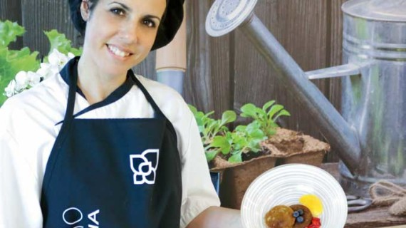 Laura González, de Mazagón a ser reconocida como Talento del Año 2017 en cocina saludable