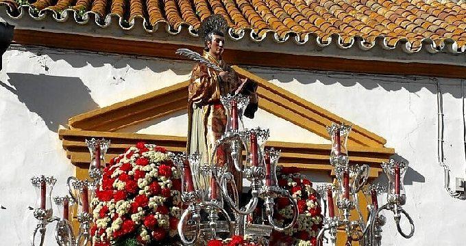 Manu Sánchez, Las Carlotas y Rocío Ojuelos actúan en las Fiestas de San Vicente de Lucena del Puerto, que se celebran del 21 al 26 de enero