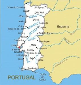 El epicentro ha estado situado en Évora. / Foto: porturismo.