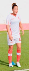 La marroquí Meryem Hajri, nueva jugadora del Fundación Cajasol Sporting.