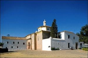 Monasterio de La Rábida, un lugar colombino por excelencia. / Foto: IAPH (Francisco Javier Romero).