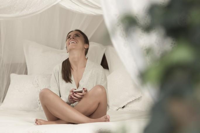 Rocío Ojuelos publica su primer disco, 'Tu sonrisa'