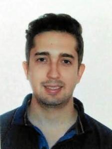 El onubense Rubén Calero es graduado en Trabajo Social por la Universidad de Huelva.