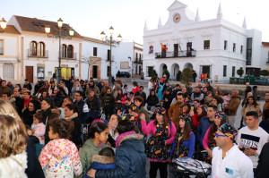carnaval cartaya chocha 2018