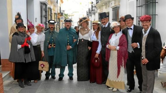 Moguer anima a toda Huelva a sumarse a su Feria de Época 1900, que se celebra del 23 al 25 de febrero