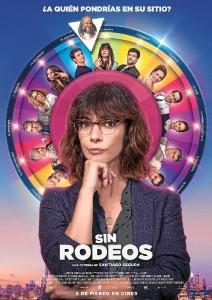 Cartel de la película 'Sin Rodeos'.