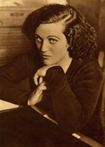 Margarita Stein. Revista Estampa 13 abril 1935. (Colección del autor.)