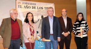 Inauguración de las Jornadas sobre el Año de los Tiros.