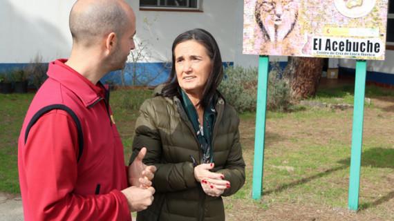 El centro de cría del lince de Doñana realiza una labor pionera con 132 ejemplares nacidos en cautividad