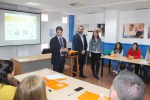 omienza a funcionar la tercera edición de la Lanzadera de Empleo de Huelva