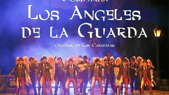 Expectación por la actuación de 'Los Carapapas' y de Falete en la Feria 1900 de Moguer