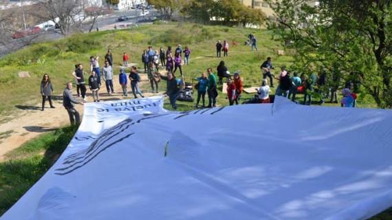 Más de 200 personas participan en la Verbena Cabezuda de 'Huelva te mira'
