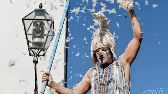 Uno de los mejores payasos del mundo y un australiano del Circo del Sol, entre los atractivos del Festival del Contrabando