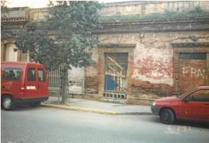 """En este edificio vivió por último el lobo de mar Juan Andivia Beltrán """"El Potaje""""."""