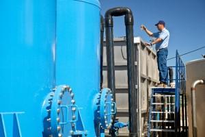 Ralizadas un total de 610 actuaciones en las distintas instalaciones del ciclo integral del agua ubicadas en la Sierra.