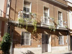 Albergue de Huelva.