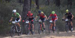 Más de 600 corredores tomaron parte en la prueba de Almonte y el entorno de Doñana.