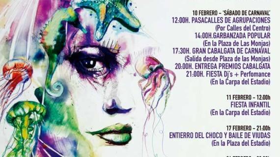 Un Carrusel de Agrupaciones en Isla Chica abre el Carnaval de Calle en Huelva