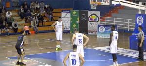 Jeremiah Davis, con 31 puntos, máximo anotador del CDB Enrique Benítez. / Foto: Captura WiHu Tv.