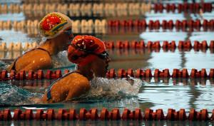 Irene Sánchez fue oro en los 200 metros braza.