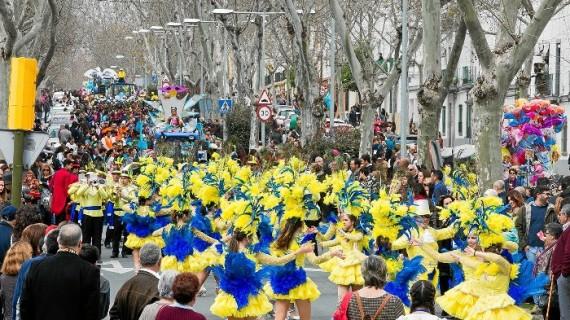 Huelva celebra este sábado la tradicional Cabalgata del Carnaval Colombino